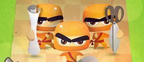Army of Ninjas!